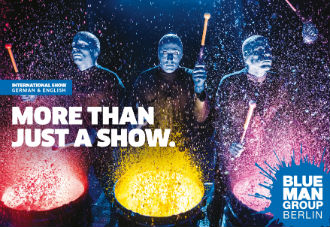 blue man group_BERLIVERY